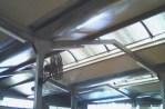 Reabilitarea acoperişului de la Piaţă. O altă investiţie finalizată în coadă de peşte