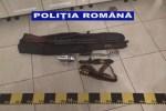 Un lieştean a fost reţinut după o percheziţie domiciliară - Video