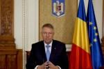 """Preşedintele României face apel către persoanele în vârstă: """"Stați în casă!"""" - Video"""