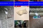 Percheziţii. Trei persoane reţinute într-un dosar vizând traficul de droguri