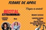 """Festivalul """"Floare de April"""" a ajuns la a XXVII-a ediţie"""