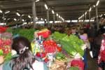 Tecuci: Preţuri practicate în Piaţa centrală