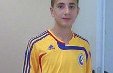 Adrian Mitea – singurul teleormănean în echipa naţională!