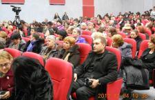 """Ecaterina Andronescu, Crin Antonescu şi Liviu Dragnea s-au întâlnit cu profesorii teleormăneni la Universitatea """"Valahia"""""""