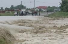 Avertizare cod roşu de inundaţii pe Vedea – Viitura ajunge în Teleorman în câteva ore