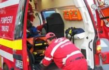 Trei masini implicate intr-un accident rutier pe DN6, la Buzescu
