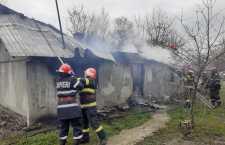 Nouă incendii de locuințe, înregistrate în ultimele două zile