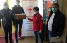 Amplă campanie umanitară a Crucii Roșii din România