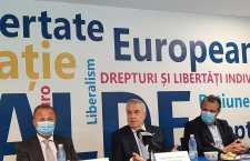 ALDE Teleorman și-a prezentat candidații la primăriile Videle și Turnu Măgurele, în prezența președintelui Călin Popescu Tăriceanu