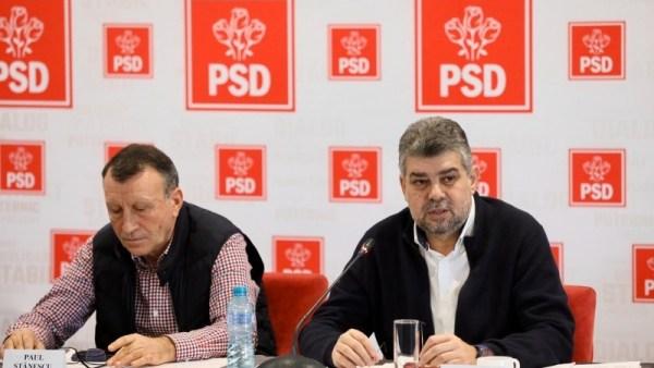 Surse: Marcel Ciolacu și Paul Stănescu vin la Alexandria, pentru discuții cu primarii PSD