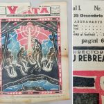Viața, director Liviu Rebreanu, pagina 1 din 25 decembrie 1941, format A2 – Kopi