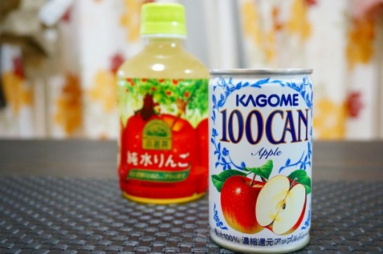 KAGOME APPLE JUICE