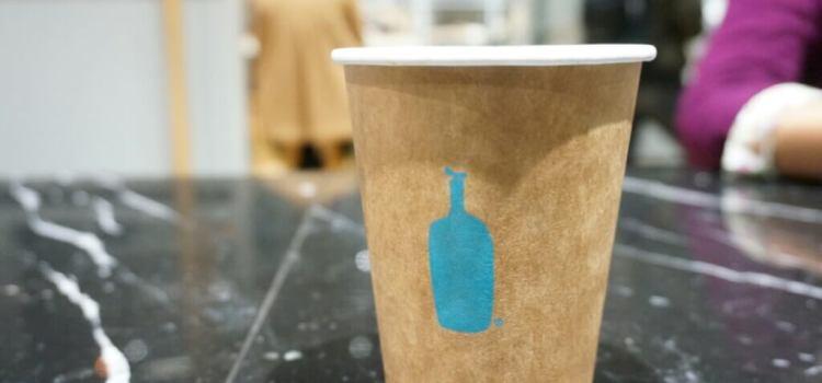 「Blue Bottle Coffee(ブルーボトルコーヒー) 清澄白河」ようやく初めて行くことができました。