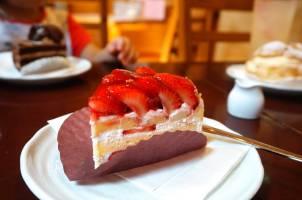旬作菓子工房 木風(こふう) いちごいっぱいのケーキ