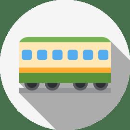 近畿日本鉄道(通称:近鉄電車)。幸せを運ぶ、きんてつの吊り革。