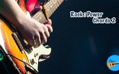 Rock : power-chords 2