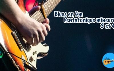 Blues en Gm