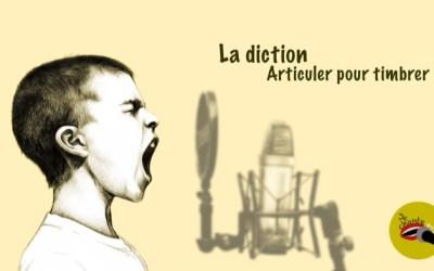 La diction