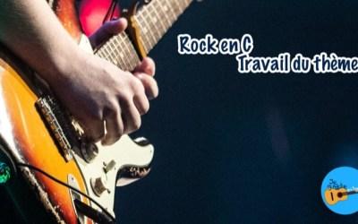 Rock en C : le thème