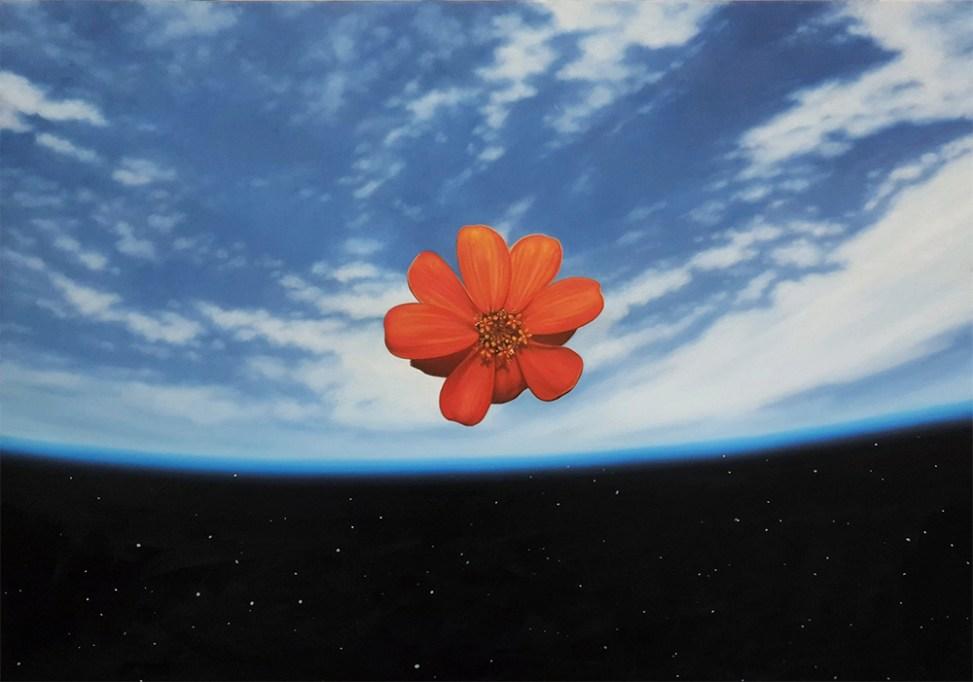 Scott Kelly's Space Flowers