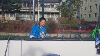Hokejbal BHBL Ziegelfeld vs HBK Vrakuna