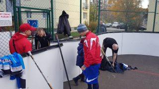 Hokejbal BHBL Ziegelfeld vs Greenhorns