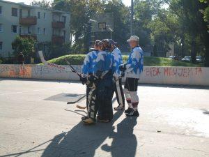 Ziegelfeld Hokejbal foto dňa
