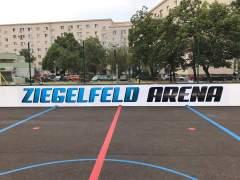 Hokejbalové ihrisko Ziegelfeld aréna
