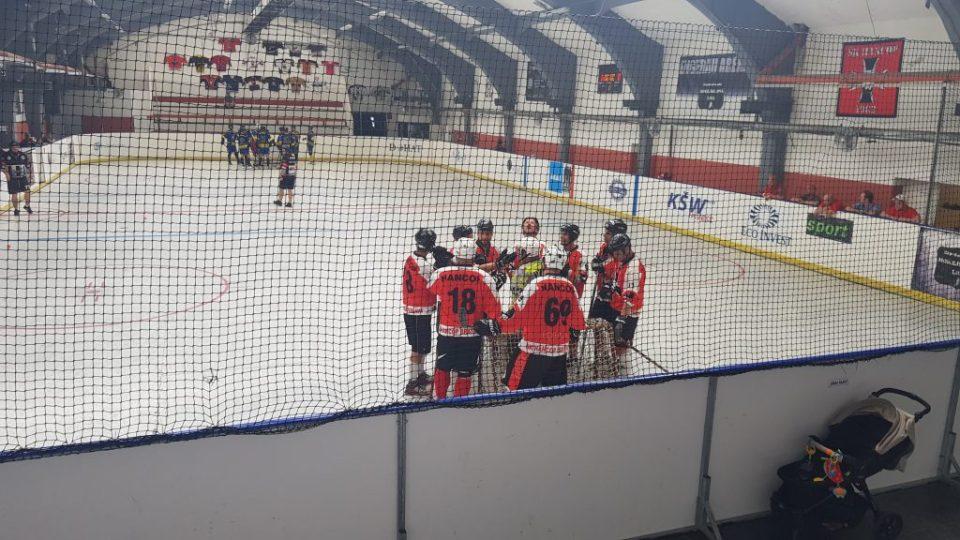 Hokejbal BHBL: HBK Vrakuňa vs Hancop Dolné hony