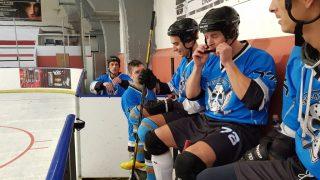 Hokejbal 15.kolo BHBL- Slávia Právnik vs Ziegelfeld