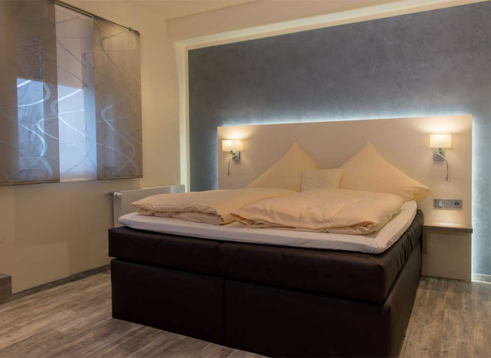 Hotel Ziegenbruch Doppelzimmer Business Komfort 1