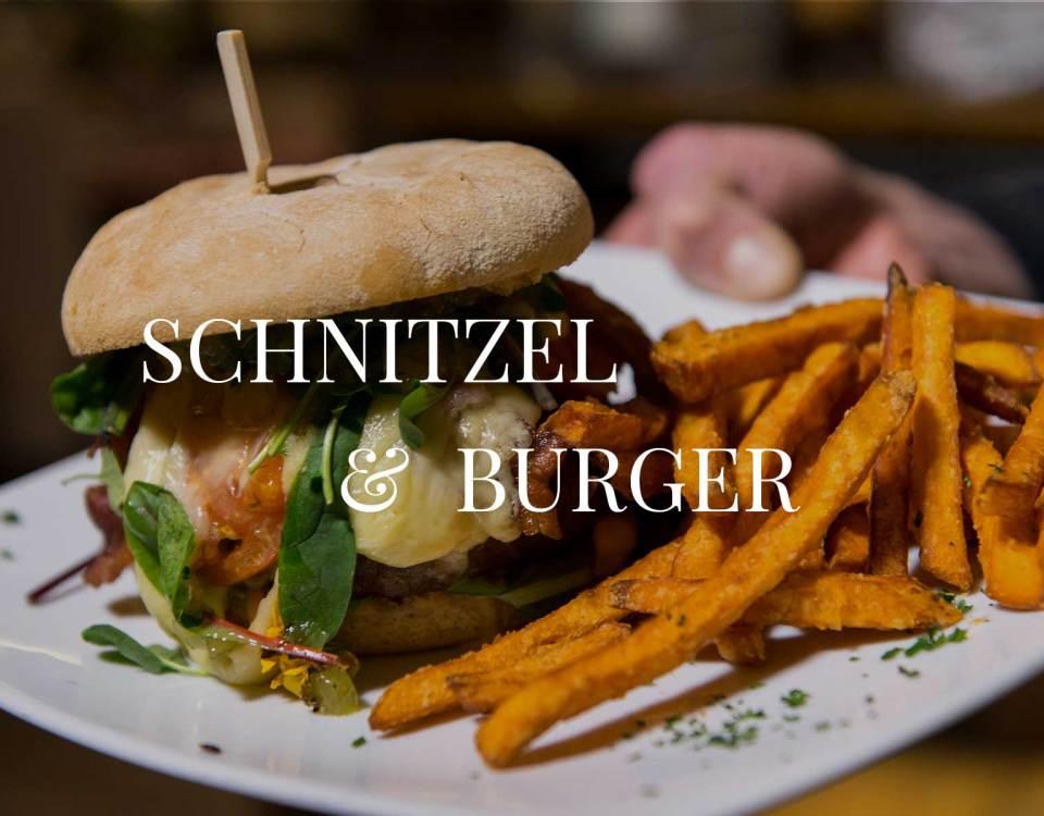 Aktionen Schnitzel & Burger
