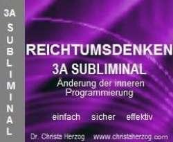 Reichtumsdenken 3A Subliminal
