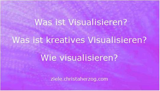 Was ist visualisieren