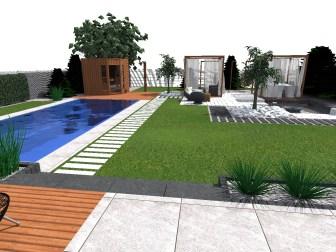 accamera_12 Budowa ogrodu w Łochowie - etap I