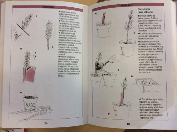 3-1 Polecana literatura na temat rozmnażania drzew i krzewów