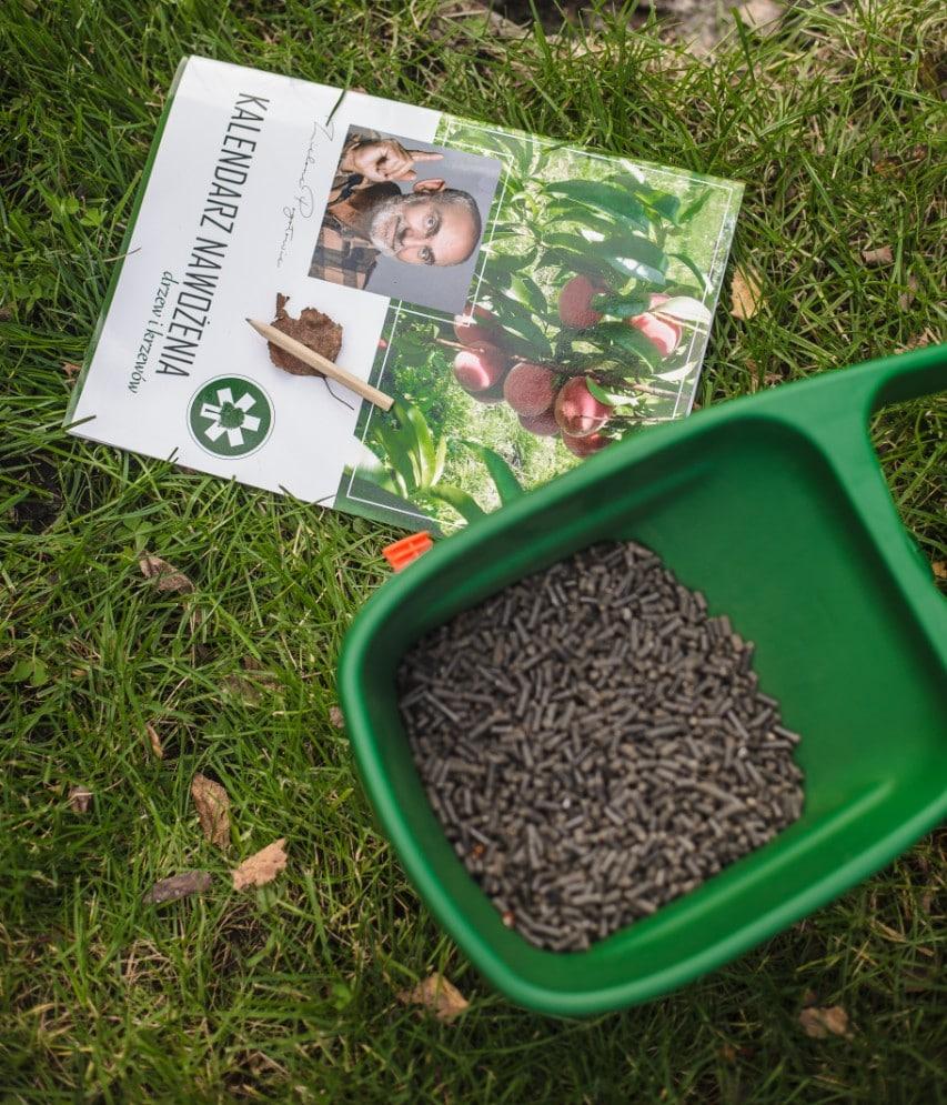kalendarz-nawożenia Kompost - nawóz zwłasnego ogrodu. Zielone Porady 14