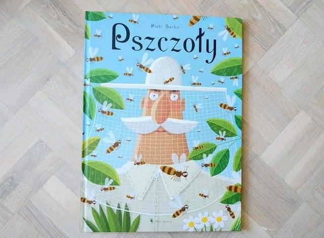 ksiazka-o-ogrodzie-pszczoly Książki oogrodzie dla dzieci – część 3