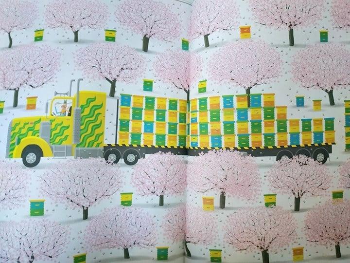 ksiazka-o-ogrodzie-pszczoly3 Książki oogrodzie dla dzieci – część 3