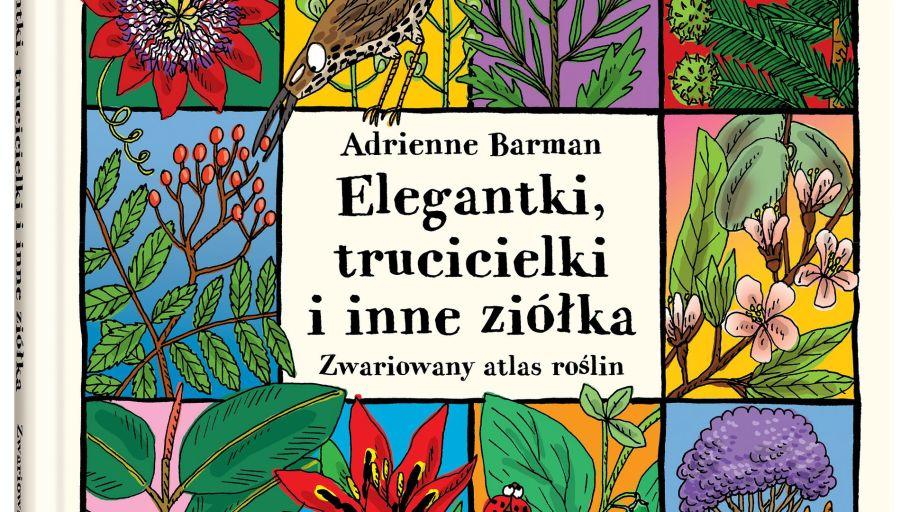 zwariowany-atlas-roślin3-1024x576 Książki o ogrodzie dla dzieci - część 5