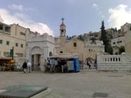 Nazaret posiada 2 źródła wody, z czego większe zostało przez prawosławnych określone Źródłem Zwiastowania.