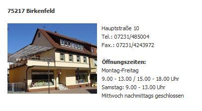 Birkenfeld-Foto-Buchgeschäft