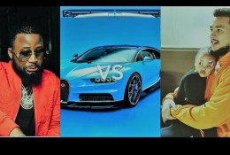AKA VS Cassper Nyovest Car Collections