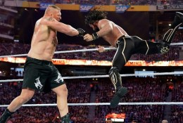 Brock Lesnar Vs Seth Rollins – WWE Replay 13 April 2019 – WM 2019