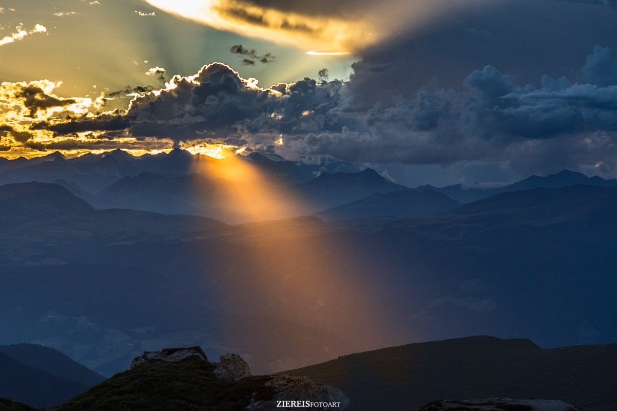 god´s torch... - Seceda