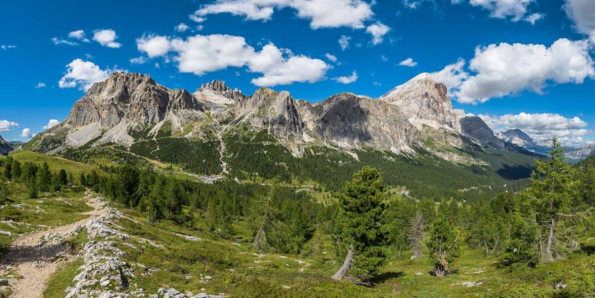 Aussicht_Dolomiten