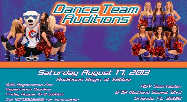Auditions 2013 Banner