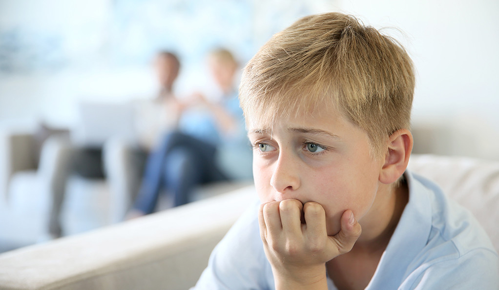 Childhood Anxiety – the Causes and Effects