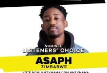 ASAPH to represent Zimbabwe at MTV MAMA - Listeners Choice