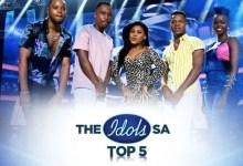 IdolsSA Season16: Kalawa Jazmee officially confirms signing top 5